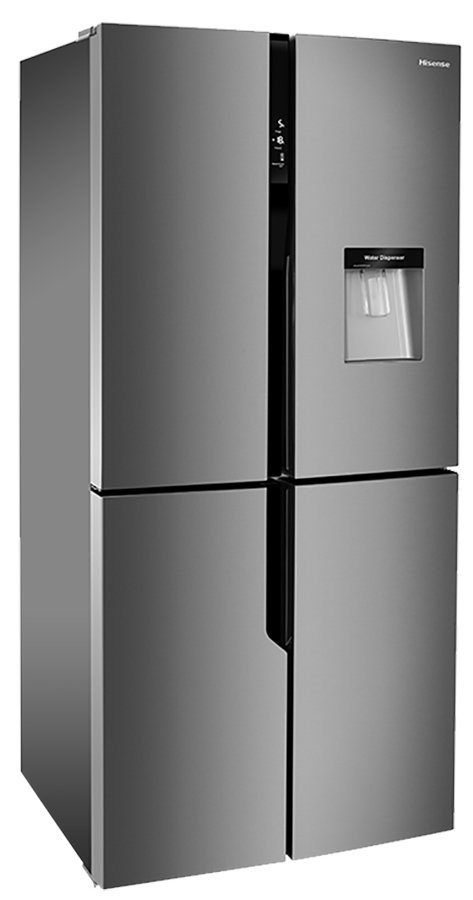 Hisense 509L French Door Fridge (HR6CDFF509SW)