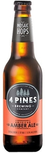 Four Pines American Amber (24 x 330mL)