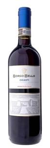 Borgo Bello Chianti DOCG 2018 (6 x 750mL