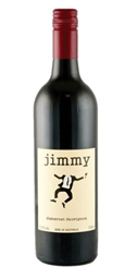 Jimmy Cabernet Sauvignon 2017 (12 x 750mL) VIC. Screwcap Closure.