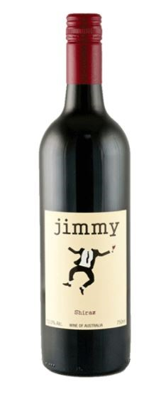 Jimmy Shiraz 2017 (12 x 750mL) VIC. Screwcap Closure.