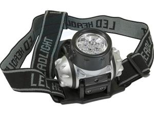 4 x TOLSEN 7-LED Head Lights, Multi-Func