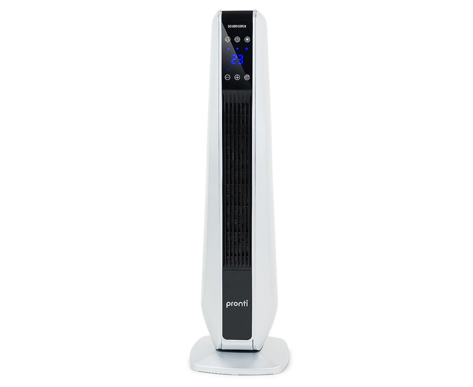 Pronti Ceramic Tower Heater 2400W