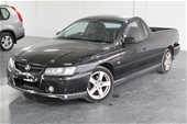 Unreserved 2005 Holden Commodore S VZ Automatic Ute
