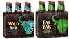 Fat Yak Mixed Pack 2 x 6 packs of Pale Ale & Pacific Ale (24 x 330mL)