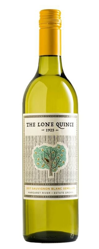 The Lone Quince 1925 Sauvignon Blanc Semillon 2017 (12 x 750mL) WA