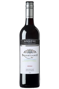 Angove `Brightlands` Shiraz 2017 (12 x 7