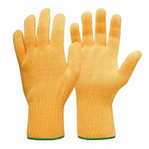 12 x Pairs Knitted Industrial Gloves, Si