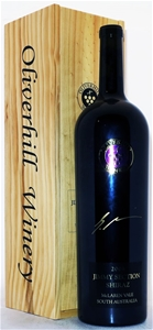 Oliverhill `Jimmy Section` Shiraz 2004 (