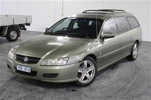 2005 Holden Commodore Executive VZ Autom