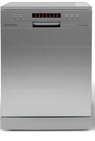 Kleenmaid Stainless Steel Free Standing/Built Under Dishwasher (KCDW6020S)