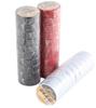 30 x TOLSEN PVC Insulation Tape, 19mm x 0.13mmx9.15M, Black/White/Red. (SN: