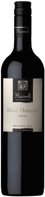 Maxwell `Silver Hammer` Shiraz 2016 (12 x 750mL), McLaren Vale, SA.