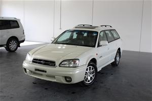 2003 Subaru Outback H6 LUXURY B3A Auto Wagon