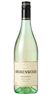 Brokenwood `ILR Reserve` Semillon 2011 (