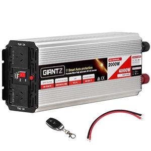 Giantz 2000W Puresine Wave DC-AC Power I