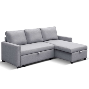 Artiss Sofa Bed Lounge Set 3 Seater Futo
