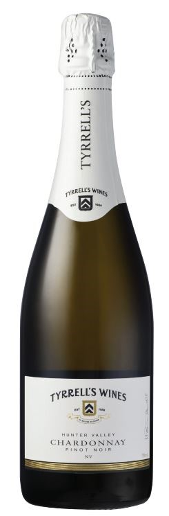 Tyrrell's Chardonnay Pinot Noir NV (6 x 750mL) Hunter Valley, NSW