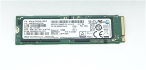 Samsung PCIe NVMe M.2 2280 128GB SSD Par