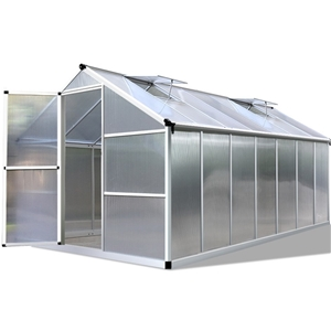 Green Fingers 4.2 x 2.5m Polycarbonate A