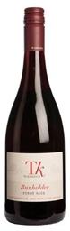 Te Kairanga `Runholder` Pinot Noir 2017 (6 x 750mL), Martinborough, NZ.