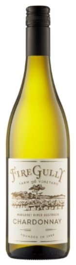Fire Gully Chardonnay 2017 (12 x 750mL), Margaret River, WA.