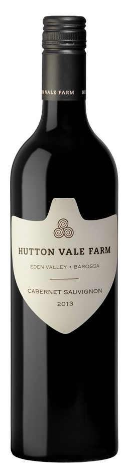 Hutton Vale Cabernet Sauvignon 2013 (6 x 750mL), Eden Valley. SA.