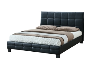Queen Bed Frame - Black