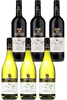 Giesen Merlot & Chardonnay (6 x 750mL) Mixed Pack