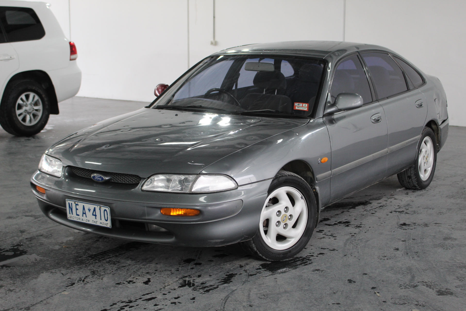 1993 Ford TELSTAR TX5 GHIA V6 AY Automatic Hatchback Auction (0001-3428426)  | GraysOnline Australia