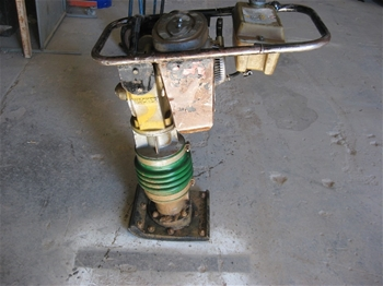 Wacker Upright Rammer