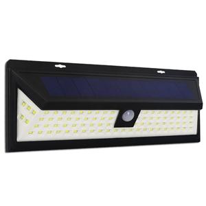Set of 2 86 LED Solar Powered Senor Ligh