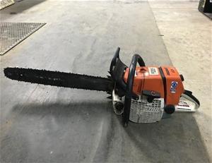ms660 stihl chainsaw repair manual