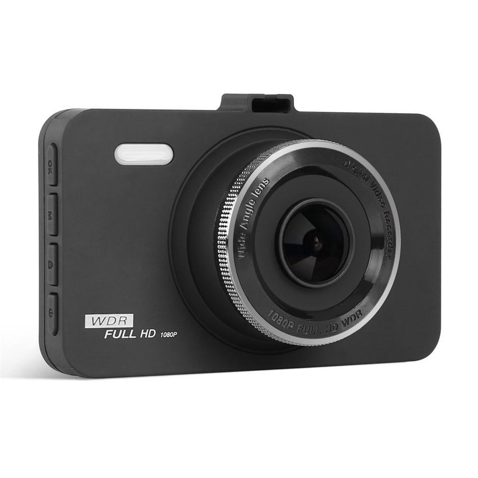 UL Tech 3 Inch Dash Car Camera - Black