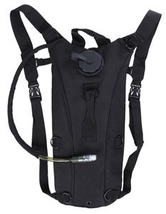 Canvass Hydration Pack 3Ltr, Black. Buye