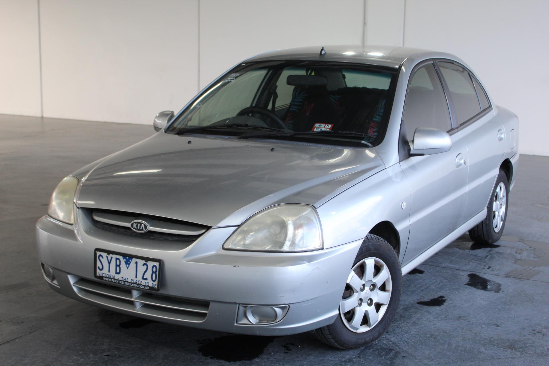 2004 Kia Rio BC Manual Sedan