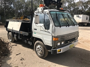 1988 Toyota Dyna Bitumen Patching Truck
