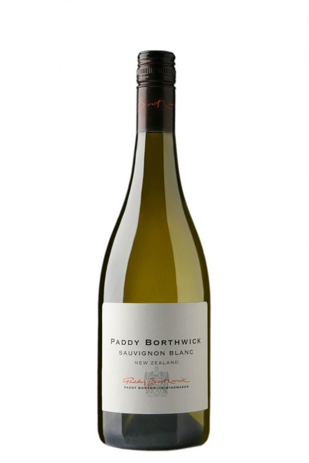 Paddy Borthwick Sauvignon Blanc 2018 (12 x 750mL), Waipara, NZ.