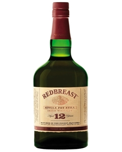 Jameson Redbreast 12 YO Irish Whiskey (3