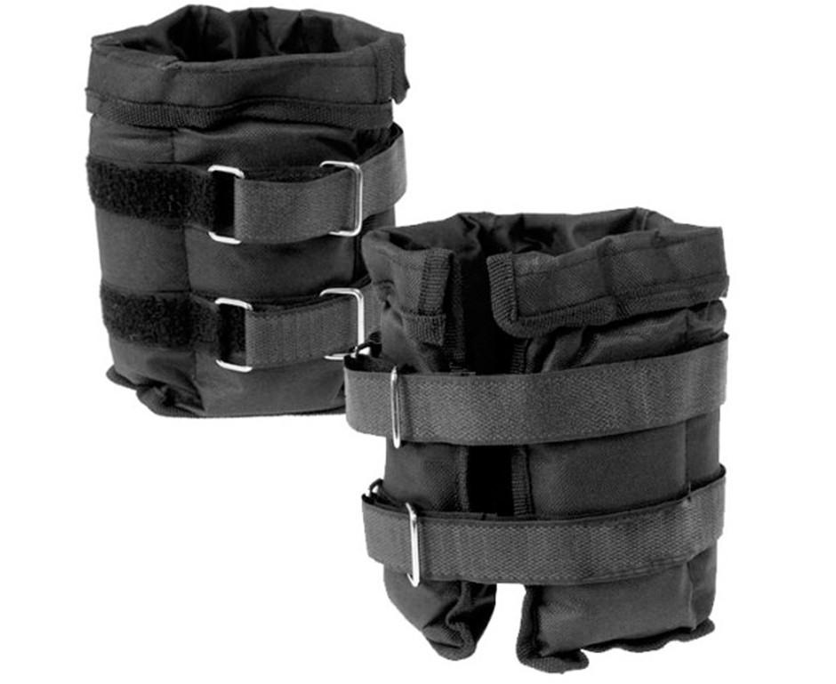 2 x 2.5kg Powertrain Adjustable Ankle/Wrist Weights