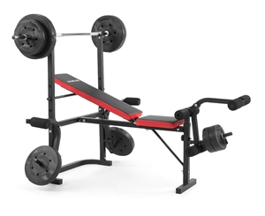 Powertrain Home Gym bench press multi gy