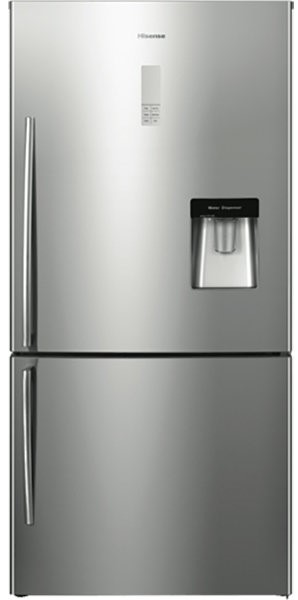 Hisense 514L Bottom Mount Refrigerator (HR6BMFF514SW)