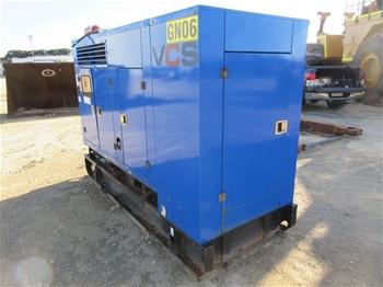 Stampford DCP43P/S3 Skid Mounted Generator