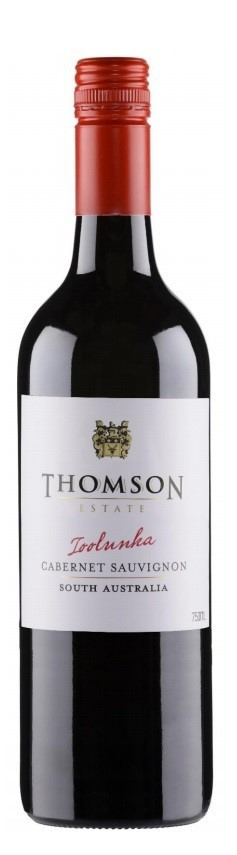 Thomson Estate `Toolunka` Cabernet Sauvignon 2017 (12 x 750mL) SA