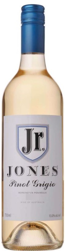 Jones Road `JR Jones` Pinot Grigio 2016 (12 x 750mL), Mornington Peninsula.