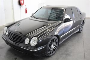 1999 Mercedes Benz E55 AMG W210 Automatic Sedan (WOVR)