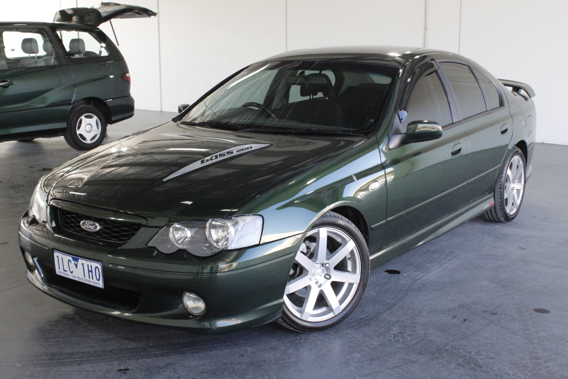 2004 Ford Falcon XR8 BA Manual Sedan Auction (0001-3430207) | GraysOnline  Australia