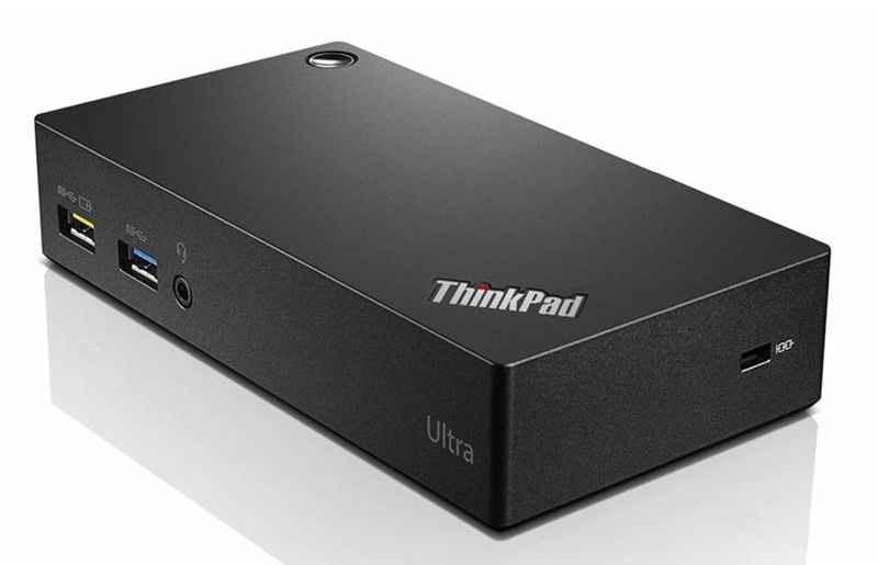 Lenovo ThinkPad USB 3.0 Ultra Dock (40A80045AU)