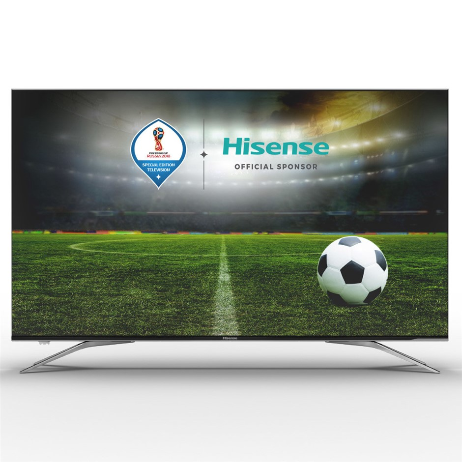 Hisense 55P7 55 Inch 139cm Smart 4k Ultra HD ULED LCD TV