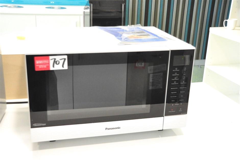Panasonic Inverter Microwave Model Nn Sf564w
